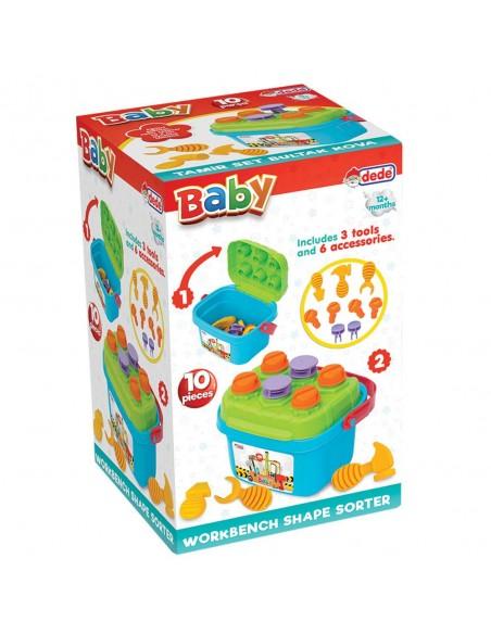 Fen Toys  Tamir Set Bul-Tak Kova Oyun Seti