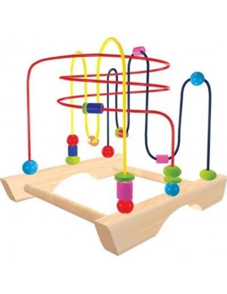 Onyıl Oyuncak  Ahşap koordinasyon Oyunu Eğitici Doğal Oyuncak